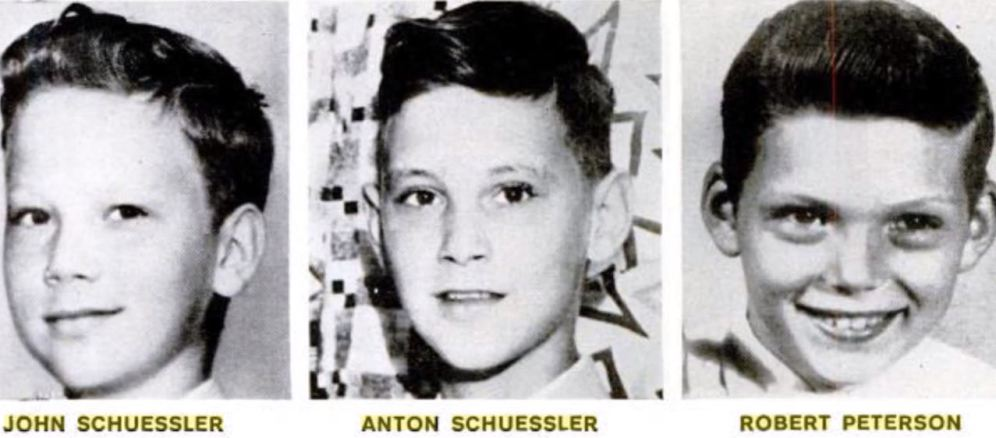 Schuessler Peterson